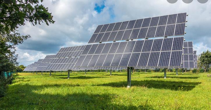 Ferme photovoltaïque